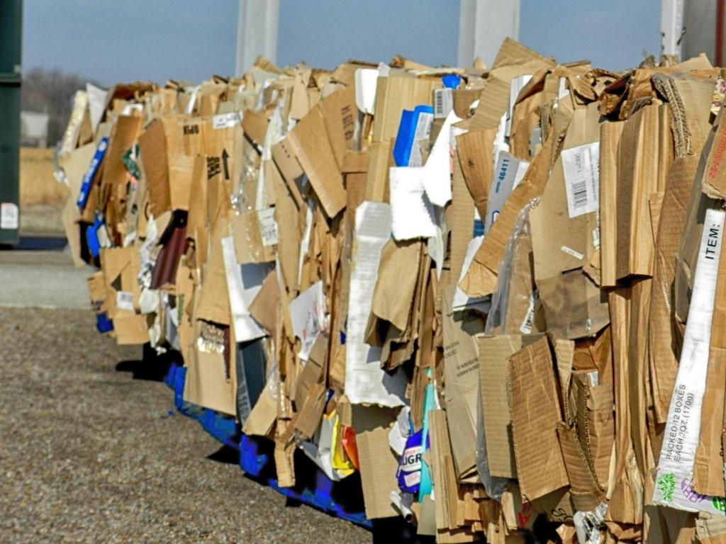 Waste storage